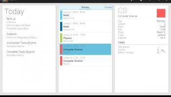 Timetable: una aplicació per estudiants que es volen organitzar la seva jornada escolar
