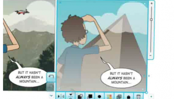 Crea còmics online amb Pixton!