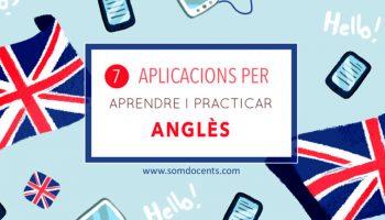 7 aplicacions per aprendre i practicar anglès