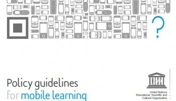 Policy Guidelines for Mobile Learning (UNESCO)