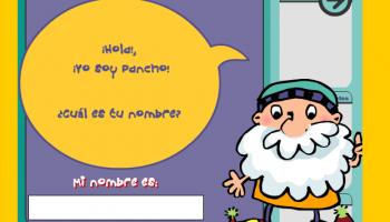 Per als més petits: Crea el teu propi conte online amb en Pancho!